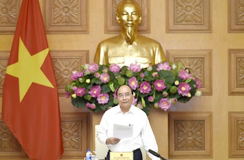 Thủ tướng đặt hàng Tổ tư vấn về tìm động lực mới cho tăng trưởng