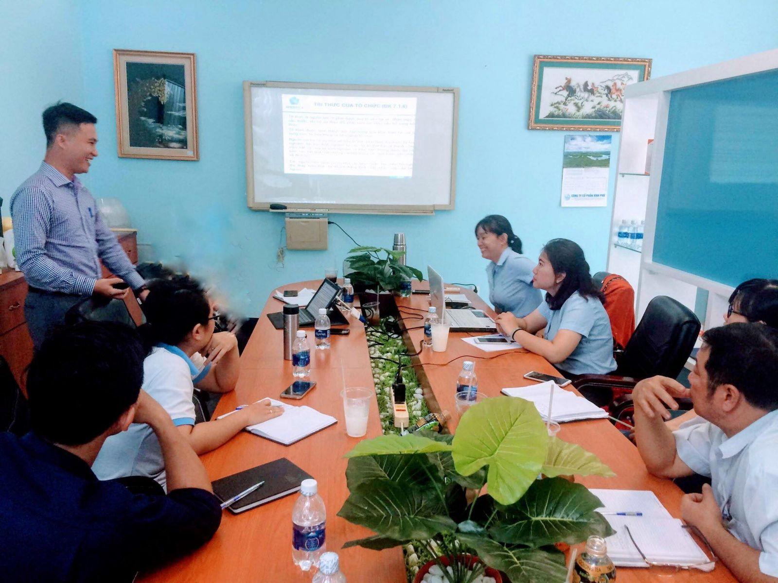 Chủ động giải pháp 'tự giải cứu' vượt qua đại dịch bằng công cụ mô hình Nhóm huấn luyện - TWI